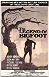 Legend of Bigfoot 11x17 Movie Poster (1976)
