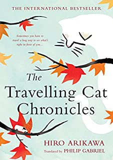 Book Cover: The Travelling Cat Chronicles