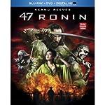 47 Ronin [Blu-ray + DVD + UltraViolet...