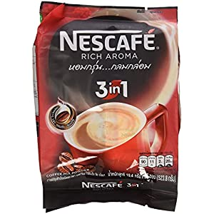Nescafe Rich Aroma Instant Coffee - 3 in 1 - 27 Packets (27x19.4g)