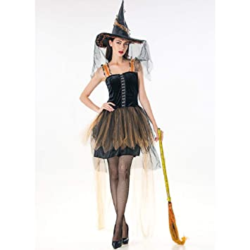 WSJ Halloween-Spiel Uniform, Halloween-Cosplay-Kleid, Mädchen Sexy ...