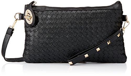 Ladies Studded Quilted Evening Handbag product image