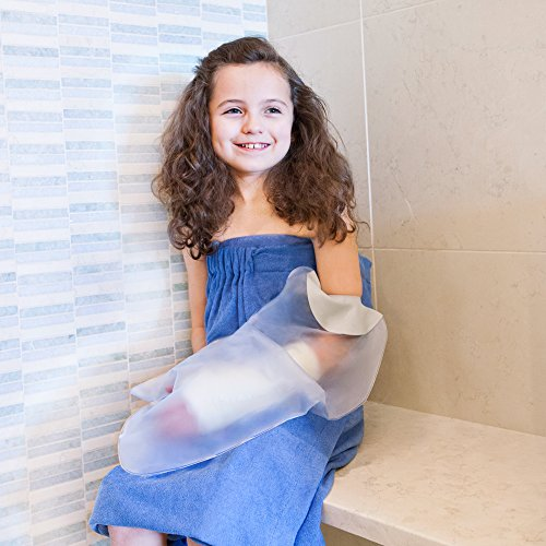 Seal Tight Freedom Cast and Bandage Protector, Best Watertight Protection, Pediatric Arm