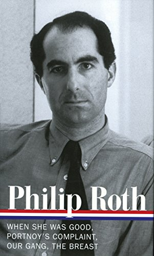 Gang Figure Set - Philip Roth: Novels 1967-1972: When She Was Good / Portnoy's Complaint / Our Gang / The Breast (Library of America)