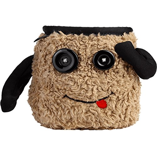 8BPlus Felix Furry Rock Climbing Chalk Bag Monster