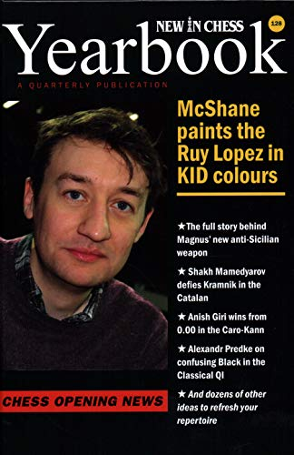New In Chess Yearbook 128: Chess Opening News -