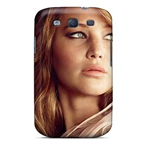 For Galaxy S3 Protector Case Jennifer Lawrence 7 Phone Cover