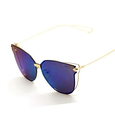 Moda Modelos Femeninos Fluyen Gafas De Sol Cuadrados ...