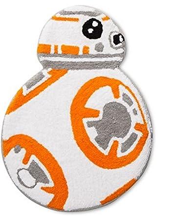 Wonderful Star Wars Episode 7 BB 8 Bath Rug