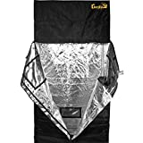 Cheap Gorilla Grow Tent GGT24 Tent, 2 by 4 by 6-Feet/11-Inch, Black