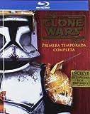 Star Wars The Clone Wars (Temp (Blu-Ray) (Import Movie) (European Format - Zone B2) (2009) Dibujos Animados; G