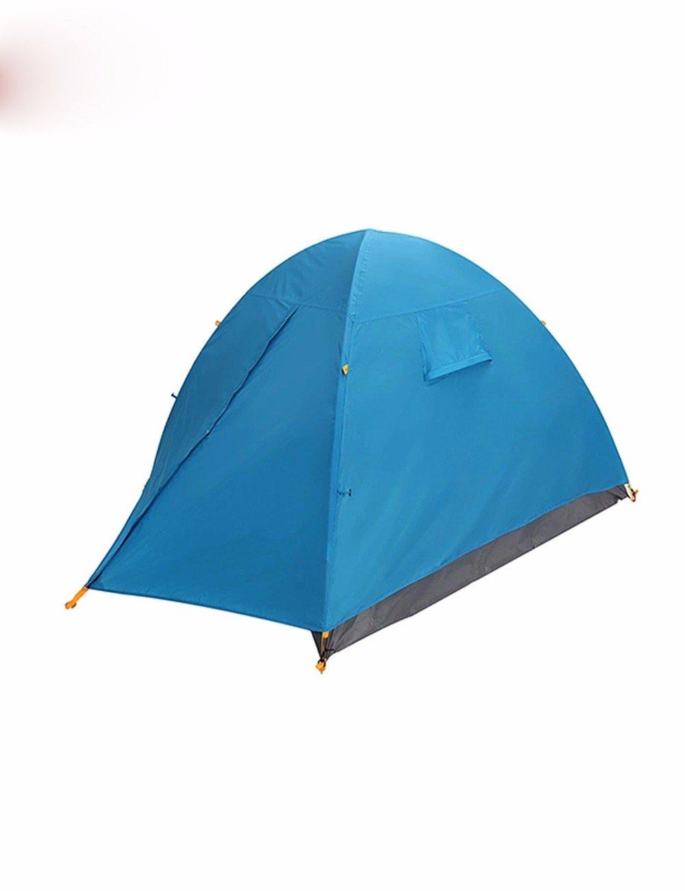 SJQKA-Zelt Outdoor Camping Strand Tour winddicht Regenschutz 3 Etagenbetten Zelt