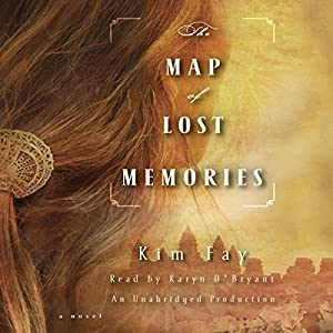 The Map of Lost Memories Audiobook