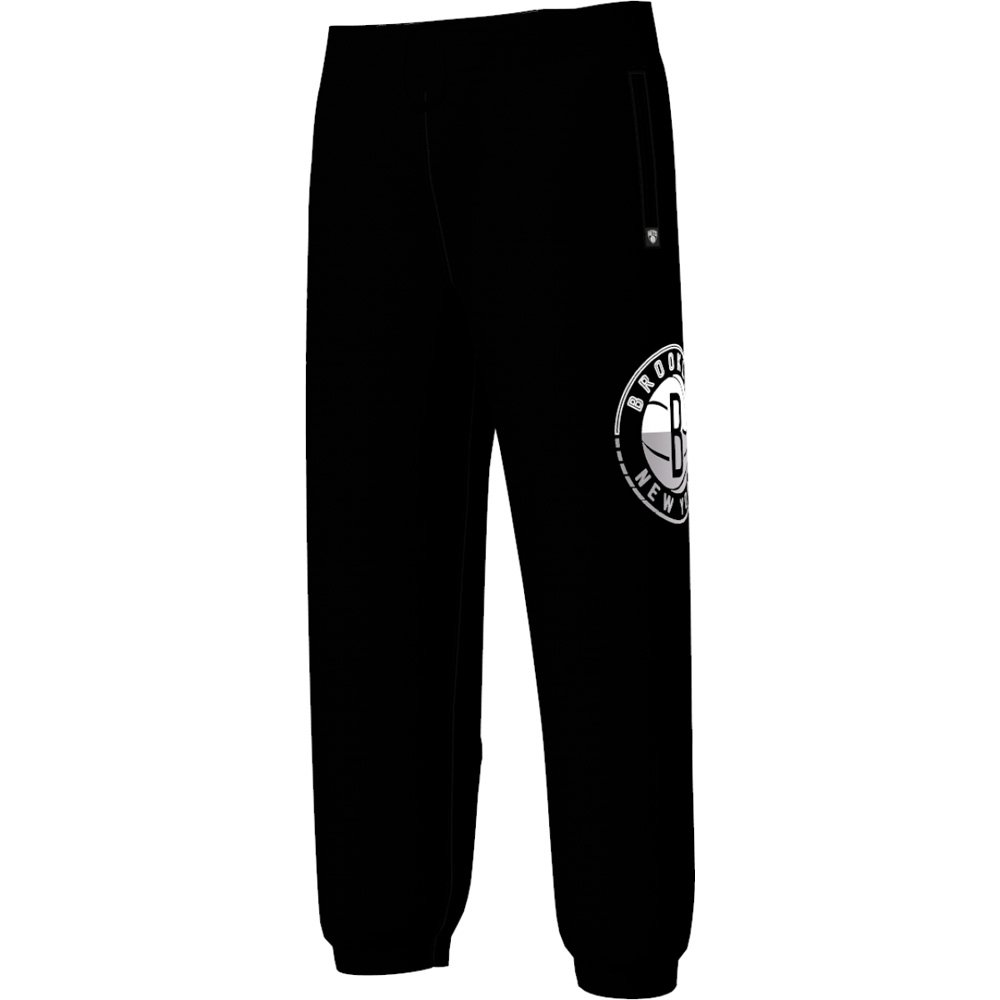 Pantalones adidas - Fnwr Fleece Pants Nba Brooklyn Nets Negro L ...