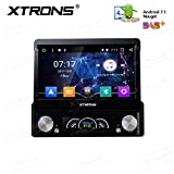XTRONS Single 1 Din Android 7.1 Quad Core 7