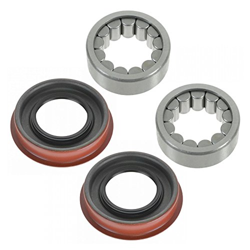 K1500 Rear Wheel - Wheel Bearing & Seal Rear LH & RH PAIR for GM Hummer Isuzu Saab Pickup Truck