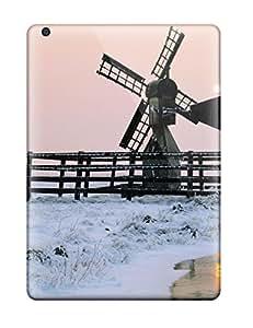 Alex D. Ulrich's Shop Best Tpu Case Cover Compatible For Ipad Air/ Hot Case/ Windmill 2760140K66362909
