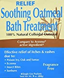 Relief MD Soothing Colloidal Oatmeal Bath Treatment, 1.5 oz - 30 TOTAL SINGLE USE PACKETS