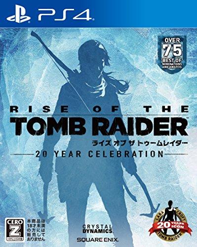 ライズ オブ ザ トゥームレイダー 【CEROレーティング「Z」】 - PS4の商品画像