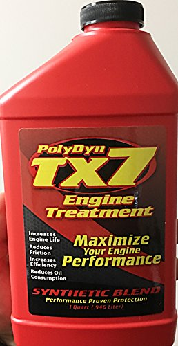 PolyDyn TX7 Engine Treatment - Case of 12 by PolyDyn