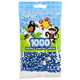 Perler Beads Pearl Stripe Beads, Royal Blue