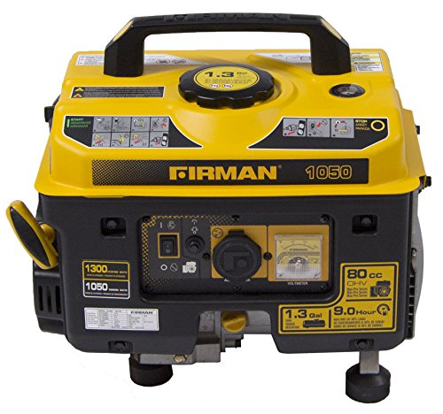 Firman capability Equipment P01001 Gas powered 1050/1350 Watt (Performance Series) Extended function TIme easily transportable Generator Cheap For You