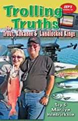 If you enjoy catching; Rainbow Trout; Brown Trout; Cutthroat; Mackinaw; Kokanee; and Landlocked Kings in coldwater lakes…you need to read this book! Inside Sep and Marilyn cover freshwater trolling, with ultralight equipment. Anglers have tro...