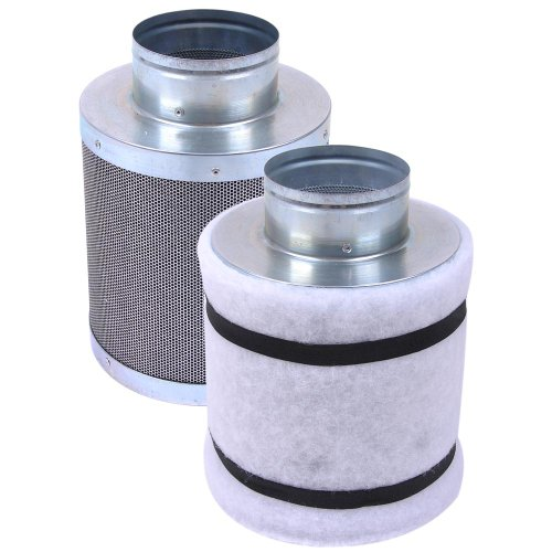 10 activated charcoal filter - 5