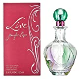 Live By Jennifer Lopez For Women. Eau De Parfum Spray 3.4 Oz.