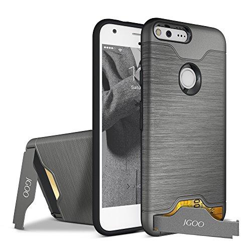 google-pixel-case-50jgoo-high-impact-resistant-brushed-texture-dual-layer-protective-bumperflexible-
