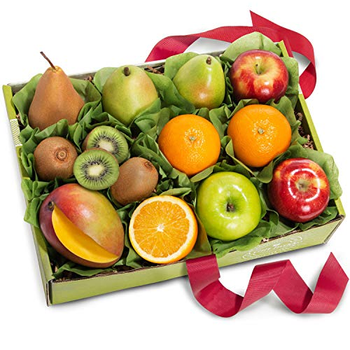Golden State Fruit Organic Deluxe Fruit Collection Gift Box