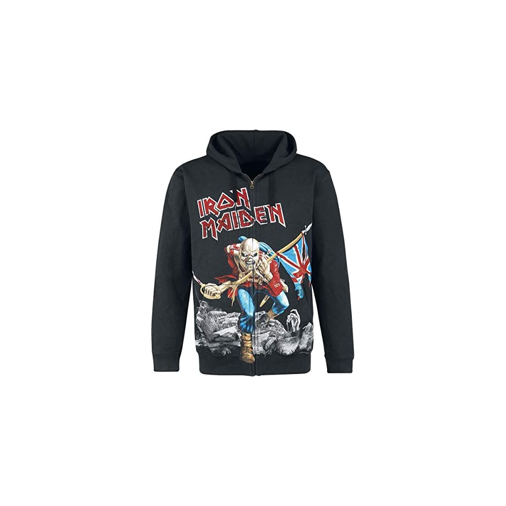 Iron Maiden The Trooper – Sudadera