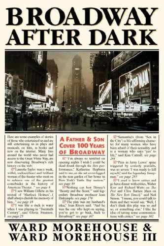 Broadway After Dark: A Father and Son Cover 100 Years of Broadway