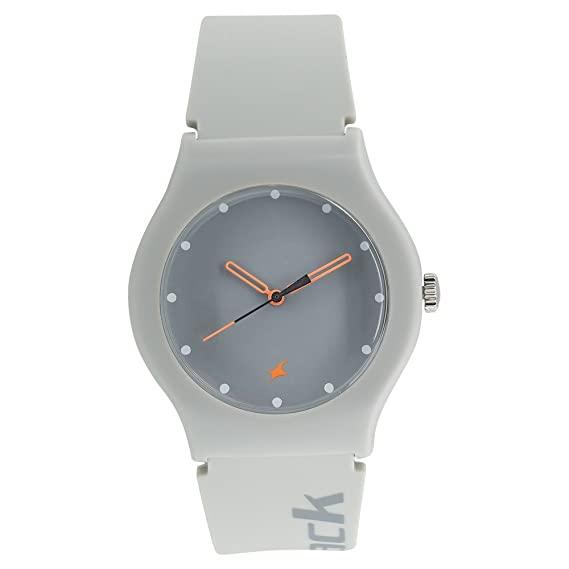 979c8e563 Buy Fastrack 9915PP59 Minimalists Watch - for Men   Women Online at Low  Prices in India - Amazon.in