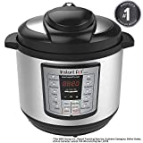 Instant Pot LUX80 8 Qt 6-in-1 Multi- Use Programmable Pressure Cooker