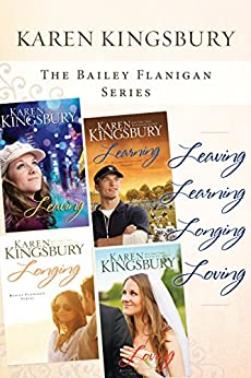 The Bailey Flanigan Collection: Leaving, Learning, Longing, Loving