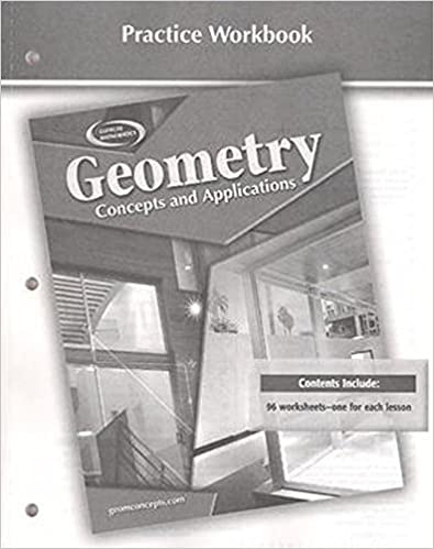 Amazon geometry concepts and applications practice workbook geometry concepts and applications practice workbook geometry concepts applic 1st edition fandeluxe Image collections