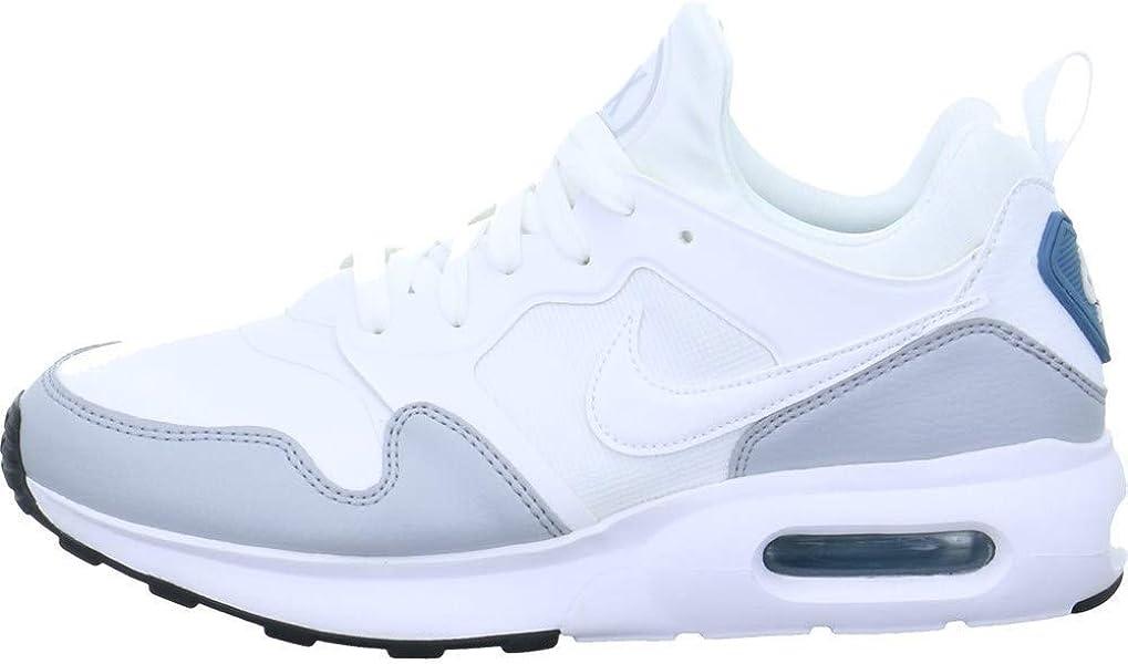 size 40 69714 4fe04 Amazon.com   Nike Men s Air Max Prime SL Lifestyle Sneakers Size US 10.5 M  White Noise Aqua Style   876069 100   Fashion Sneakers