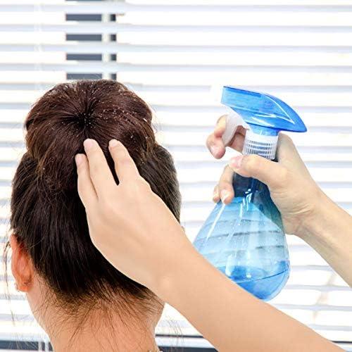 2 Pièces Flacons Vaporisateurs, Flacons Pulvérisateurs pour les Plantes 500ml, Flacons Vaporisateurs Vide Plastique pour Rechargeable Arrosage Organique Huile Cheveux Nettoyage
