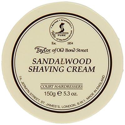 Taylor of Old Bond Street Shaving Cream Bowl 150g 5.3-Ounce