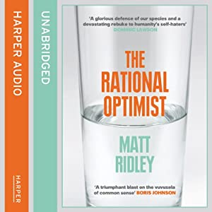 Rational Optimist Audiobook
