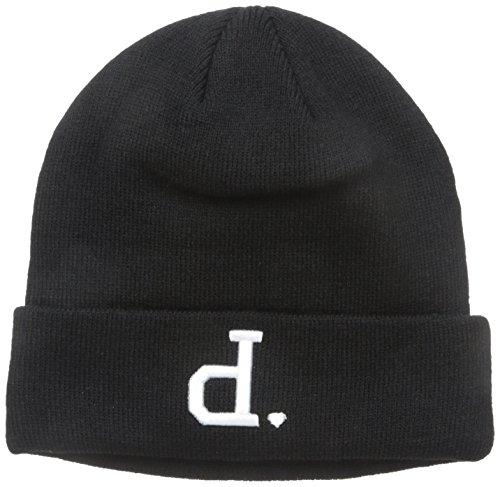 Diamond Supply Co. Men's Un Polo Beanie, Black, One-Size ()