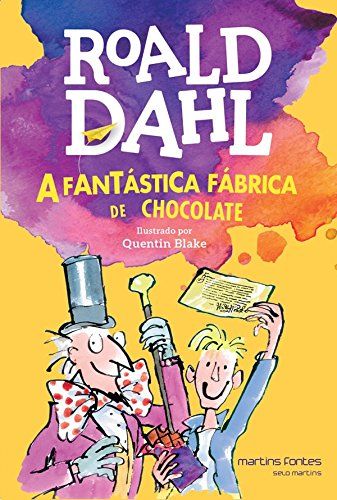 A Fantástica Fábrica de Chocolate - Volume 1
