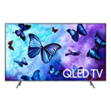 "Samsung QN55Q6FNAFXZX Smart TV 55"" 4K Ultra HD, 3 HDMI, 2 USB, Eclipse Silver (2018)"