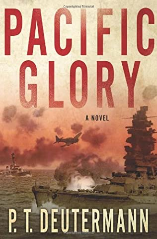 book cover of Pacific Glory