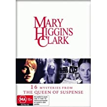 Mary Higgins Clark Collection - 16-DVD Box Set ( Weep No More My Lady / For Better and for Worse (Terror Stalks the Class Reunion) / A Cry in the Nigh [ NON-USA FORMAT, PAL, Reg.0 Import - Australia ] by Kristin Scott Thomas
