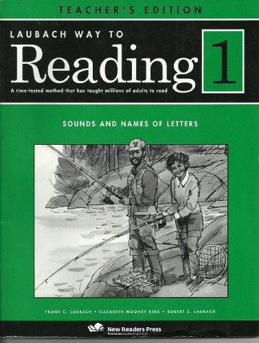Laubach Way to Reading 1: Sounds and Names of Letters