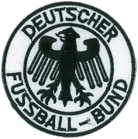 Parche insignia termoadhesivo Deutscher Fussball Bund