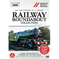 Railway Roundabout [4 DVD SET](Includes Stunning 32 Page book)