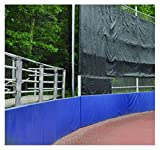 Backstop Padding in Royal Blue (120 in. W x 36 in. H (30 lbs.))